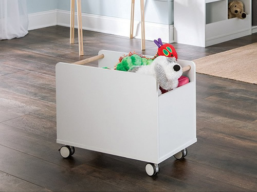 ClosetMaid KidSpace 1492 Mobile Toy Chest